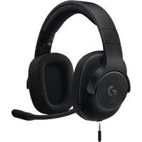 LOGITECH G433 7.1 Gaming Headset - Black, Black
