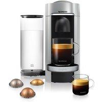 NESPRESSO by Magimix VertuoPlus M600 Coffee Machine - Silver, Silver