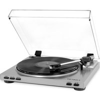 VPRO-3100 Belt Drive Turntable - Silver, Silver