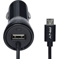 PNY Micro-USB Car Charger - 1.2 m