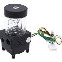 EK XRES 100 DDC Liquid Cooling System Pump and Reservoir