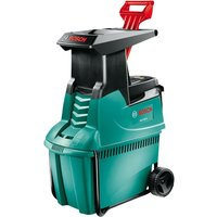 BOSCH AXT 25 D Garden Shredder - Green and Black, Green