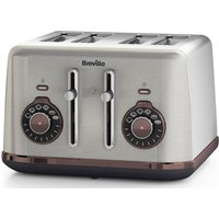 Click to view product details and reviews for Breville Selecta Vtt953 4 Slice Toaster Stainless Steel Stainless Steel.
