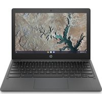 "HP 11a 11.6"" Chromebook - MediaTek MT8183, 32 GB eMMC, Grey, Grey"