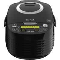 TEFAL SpheriCook RK745840 Multicooker - Black, Black