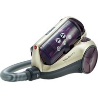 HOOVER Velocity RE71VE20001 Cylinder Bagless Vacuum Cleaner - Purple & Champagne, Purple