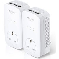TP-LINK TL-PA8030PKIT AV1200 Powerline Adapter Kit - Twin Pack