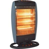 STATUS HH-1200W1PKB Panel Heater, Black