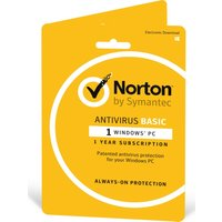 NORTON Antivirus Basic - 1 User for 1 Year
