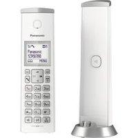 'Panasonic Kx-tgk220ew Cordless Phone With Answering Machine