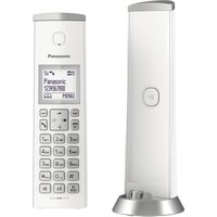 Click to view product details and reviews for Panasonic Kx Tgk220ew Cordless Phone With Answering Machine.