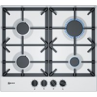 NEFF T26DS49W0 Gas Hob - White, White