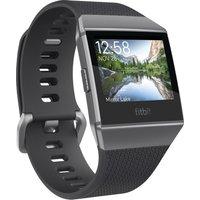 Fitbit Ionic - Charcoal & Smoke Grey, Charcoal
