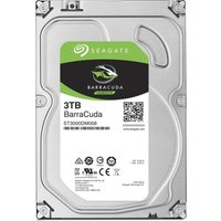 SEAGATE BarraCuda 3.5 Internal Hard Drive - 3 TB