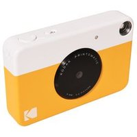 KODAK PRINTOMATIC Digital Instant Camera - Yellow