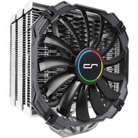 CRYORIG H5 Universal 140 mm CPU Cooler - Black & Silver, Black