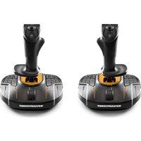 THRUSTMASTER T.16000M FCS Space Sim Duo Joysticks - Black, Black