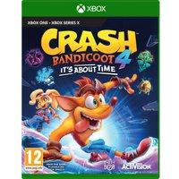 XBOX Crash Bandicoot 4: It's About Time.