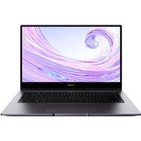 """HUAWEI MateBook D 14"""" Laptop - AMD Ryzen 7, 512 GB SSD, Space Grey, Grey"""