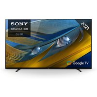 65 SONY BRAVIA XR65A80JU Smart 4K Ultra HD HDR OLED TV with Google TV & Assistant.