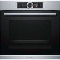 BOSCH HRG6769S2B Electric Oven - Stainless Steel, Stainless Steel