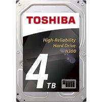 TOSHIBA N300 3.5 Internal Hard Drive - 4 TB