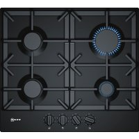 NEFF T26DS49S0 Gas Hob - Black, Black