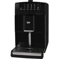 Beko Ceg7425b Bean To Cup Coffee Machine - Black, Black