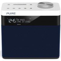 Pure Pop Maxi S Portable Dab? Bluetooth Radio - Navy, Navy