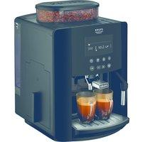KRUPS Arabica Digital EA817040 Bean to Cup Coffee Machine - Black, Black