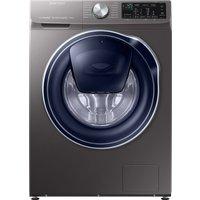 SAMSUNG WW10N645RPX/EU Smart 10 kg 1400 Spin Washing Machine - Graphite, Graphite