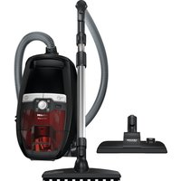 Miele Blizzard Cx1 Pure Power Cylinder Bagless Vacuum Cleaner - Black & Red, Black