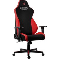 NITRO CONCEPTS S300 Gaming Chair - Red, Red