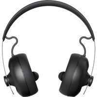 NURA NURAphone Wireless Bluetooth Noise-Cancelling Headphones - Black, Black