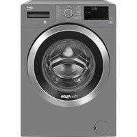 BEKO AquaTech WX94044E0G Bluetooth 9 kg 1400 Spin Washing Machine - Graphite, Graphite