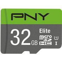 Elite Class 10 microSDHC Memory Card - 32 GB