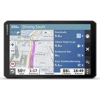 "GARMIN Dezl LGV 800 MT-S-EU HGV 8"" Sat Nav - Full Europe Maps"