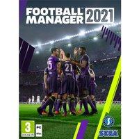 MICROSOFT Football Manager 2021