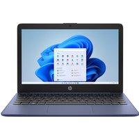 """HP Stream 11-ak0513sa 11.6"""" Laptop - Intel®Celeron, 64 GB eMMC, Blue, Blue"""