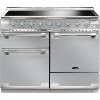 RANGEMASTER Elise 110 Electric Induction Range Cooker - Stainless Steel and Chrome, Stainless Steel