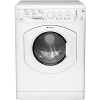 HOTPOINT  WDL540P Washer Dryer - White, White