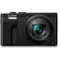 Panasonic Lumix DMC-TZ80EB-K Superzoom Compact Camera - Black,
