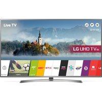 75 LG 75UJ675V Smart 4K Ultra HD HDR LED TV