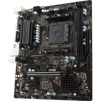 MSI PRO-VD PLUS A320 AM4 Motherboard