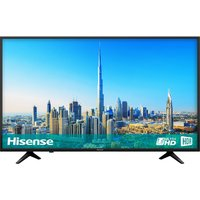 "HISENSE 55"" H55A6200UK  Smart 4K Ultra HD HDR LED TV, Gold"