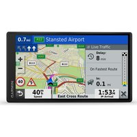 "'Garmin Drivesmart 65 Mt-d 6.95"" Sat Nav - Full Europe Maps"