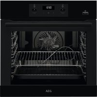 Click to view product details and reviews for Aeg Steambake Bes356010b Electric Steam Oven Black Black.