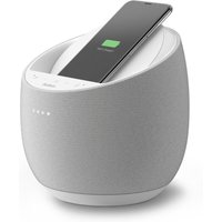 BELKIN SoundForm Elite G1S0001my-WHT WiFi Multi-room Speaker with Google Assistant - White, White