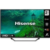"55"" HISENSE 55AE7400FTUK Smart 4K Ultra HD HDR LED TV with Amazon Alexa"