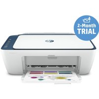 HP DeskJet 2721 All-in-One Wireless Inkjet Printer